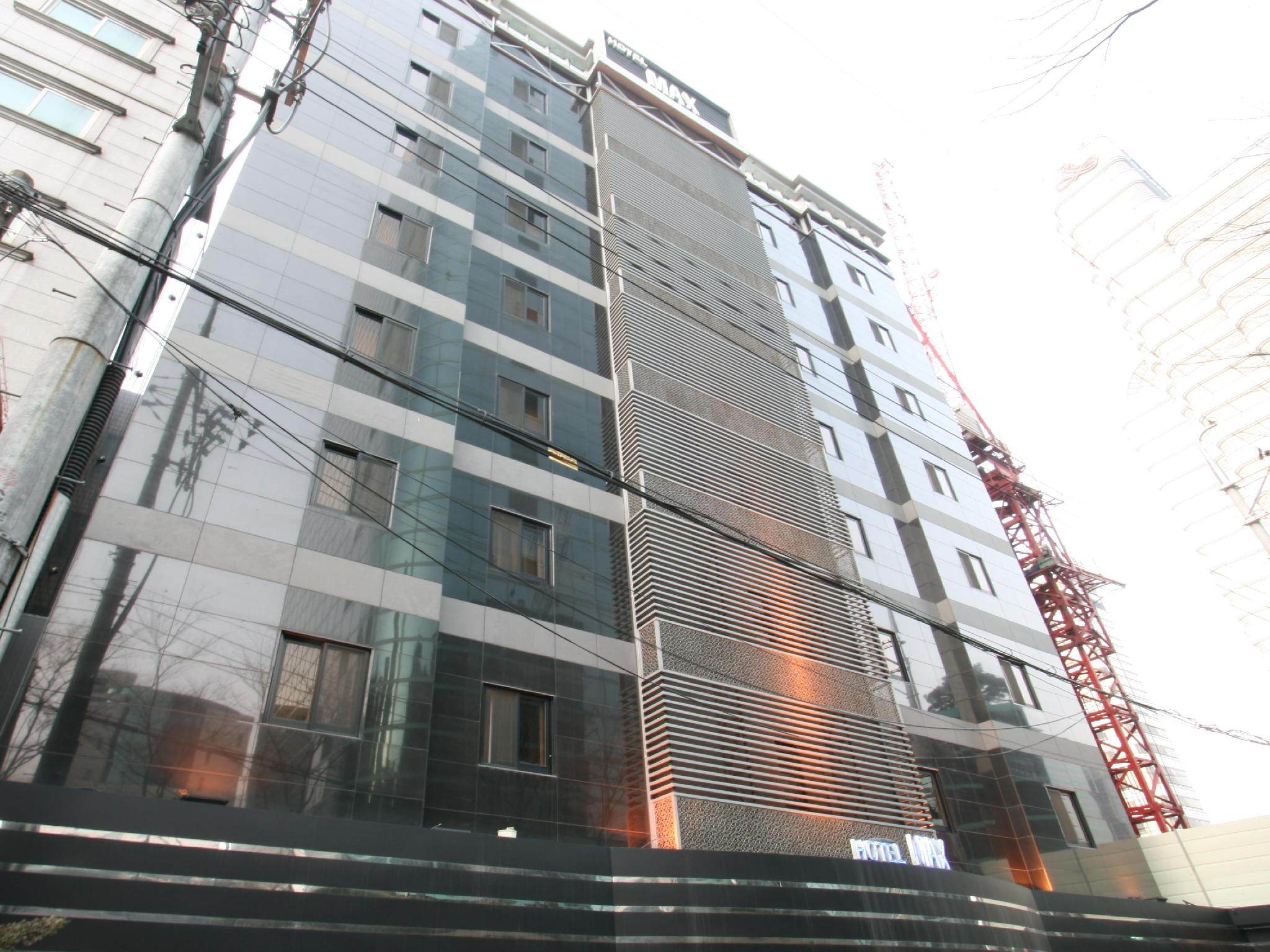 Max Hotel - Hotels and Accommodation in South Korea, Asia