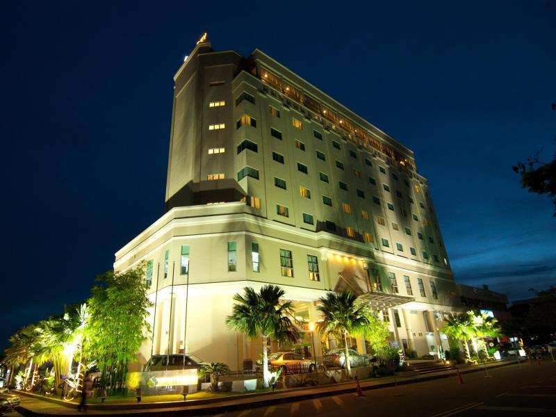 Starcity Hotel - Hotels and Accommodation in Malaysia, Asia