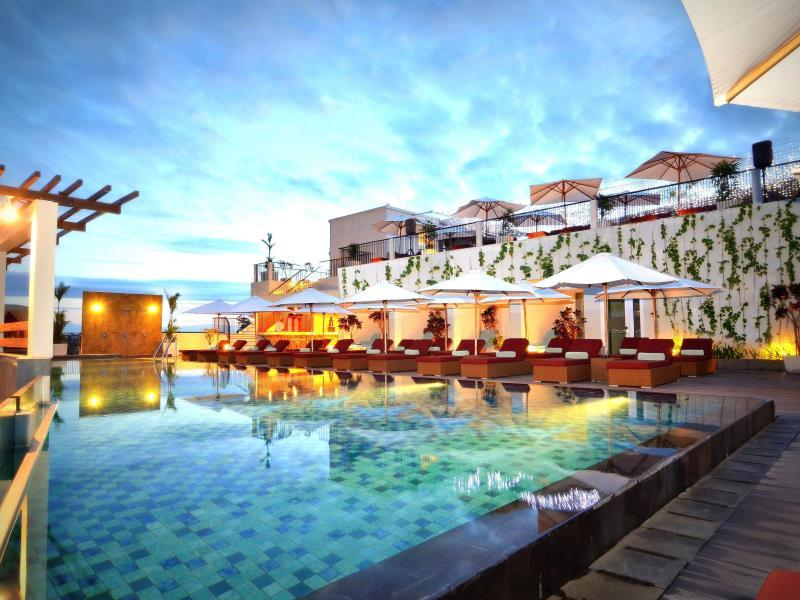 The 101 Bali Legian hotel Bali - Swimming pool