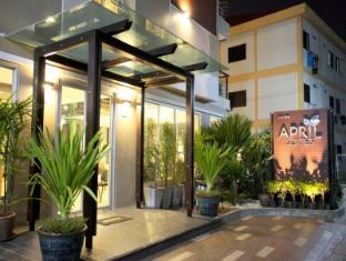 April Suites Pattaya Pattaya - Entrance