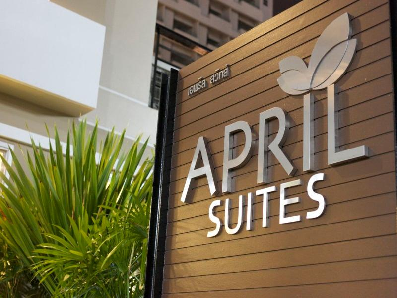 April Suites Pattaya - Hotels and Accommodation in Thailand, Asia