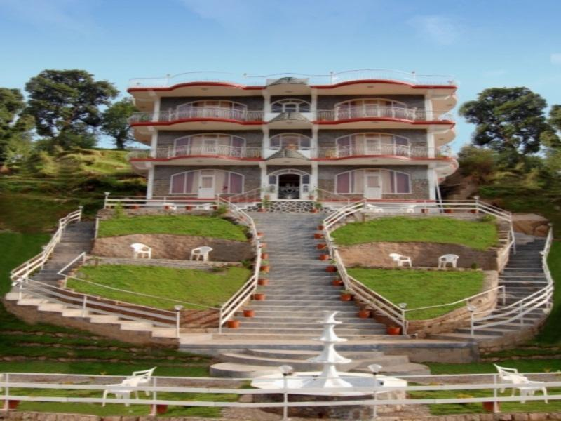 Hotel Victoriya Palace - Hotell och Boende i Indien i Dharamshala