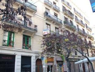 Pension Francia Hostel Barcelona - Exterior