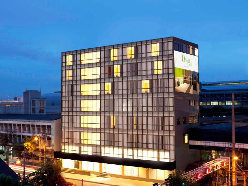 D Varee Xpress Hotel Makkasan Bangkok - Hotell och Boende i Thailand i Asien