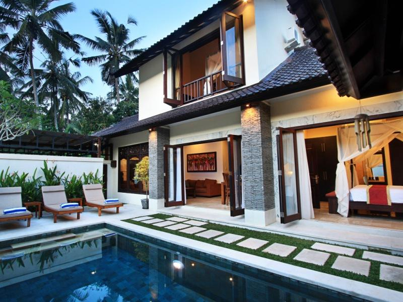 Hotell Villa Batu Kurung