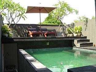 峇里島金巴蘭大象精品別墅 峇里 - 酒店內部