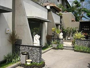 峇里島金巴蘭大象精品別墅 峇里 - 入口