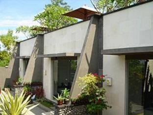峇里島金巴蘭大象精品別墅 峇里 - 陽台/露台