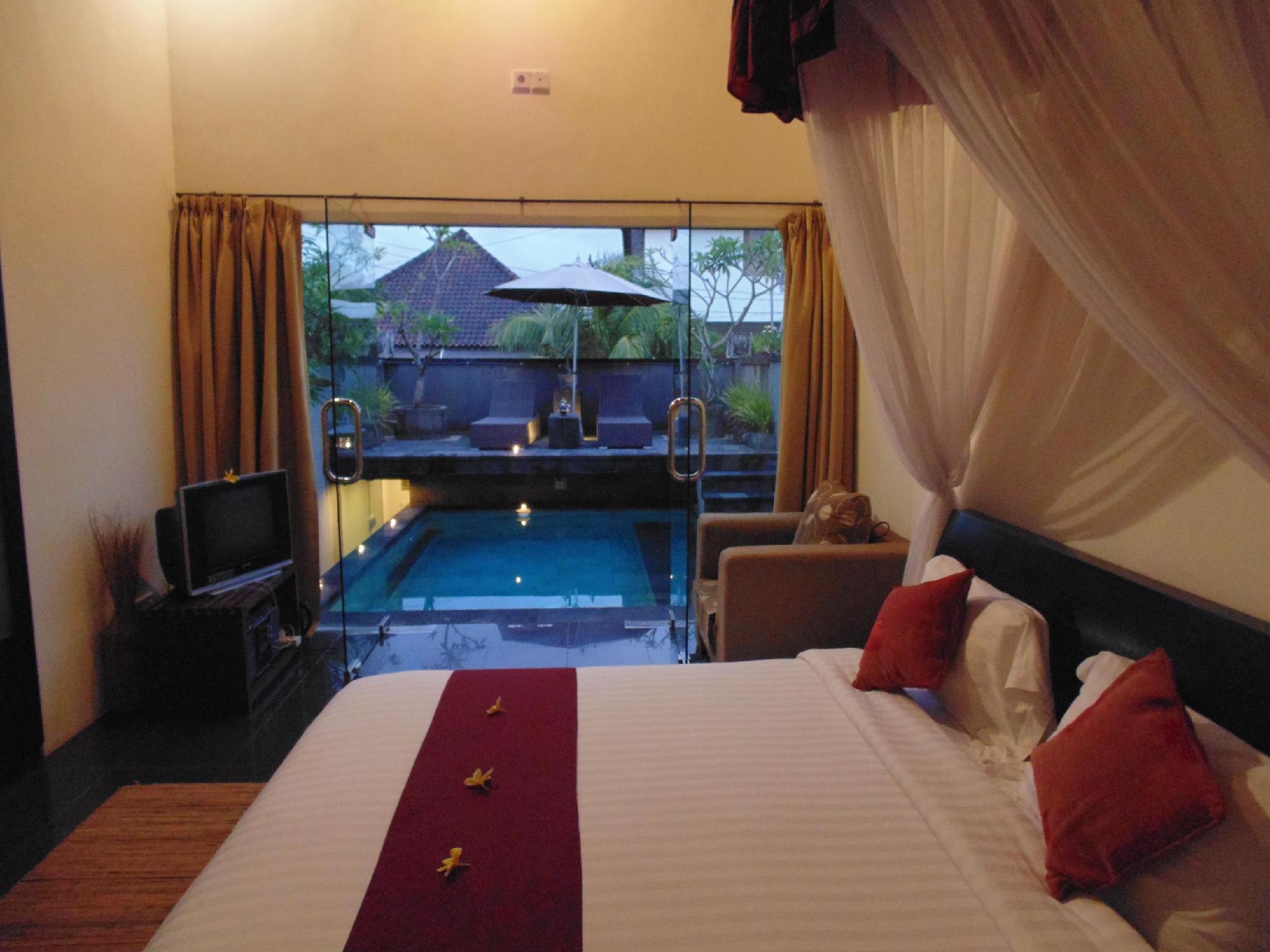 Hotell Bali Elephants Boutique Villa Jimbaran