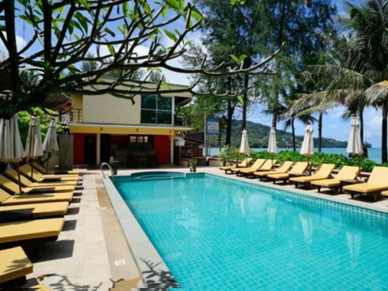 Kamala Beachfront Apartment - Hotels and Accommodation in Thailand, Asia