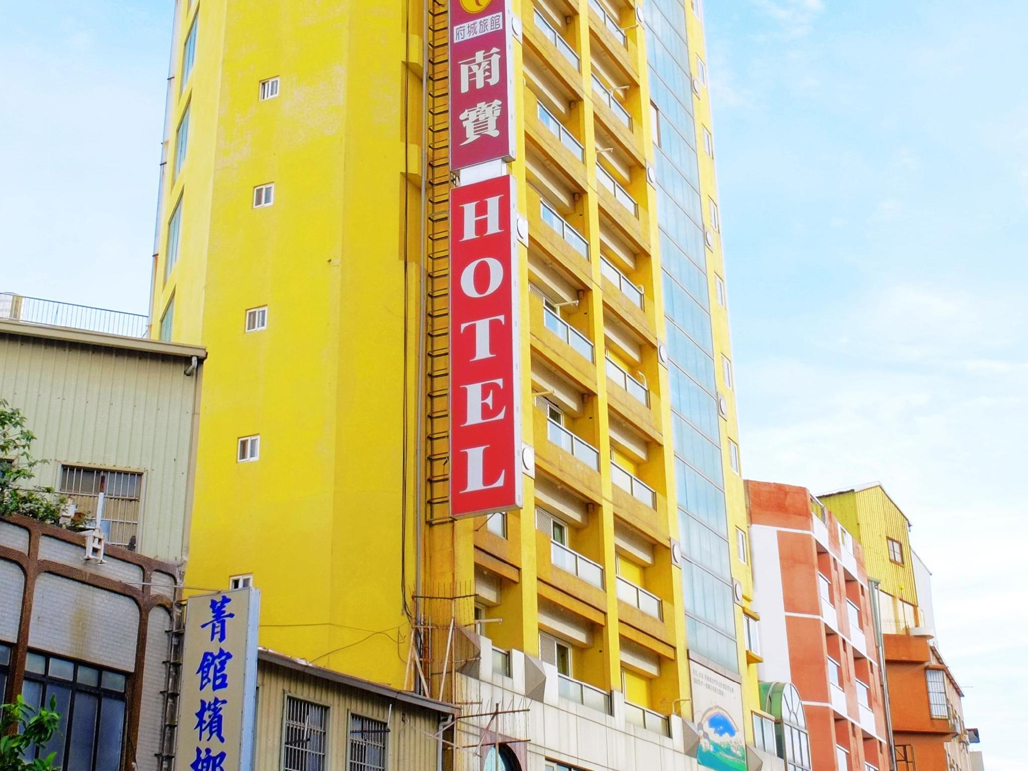 Nan Pao Hotel Tainan