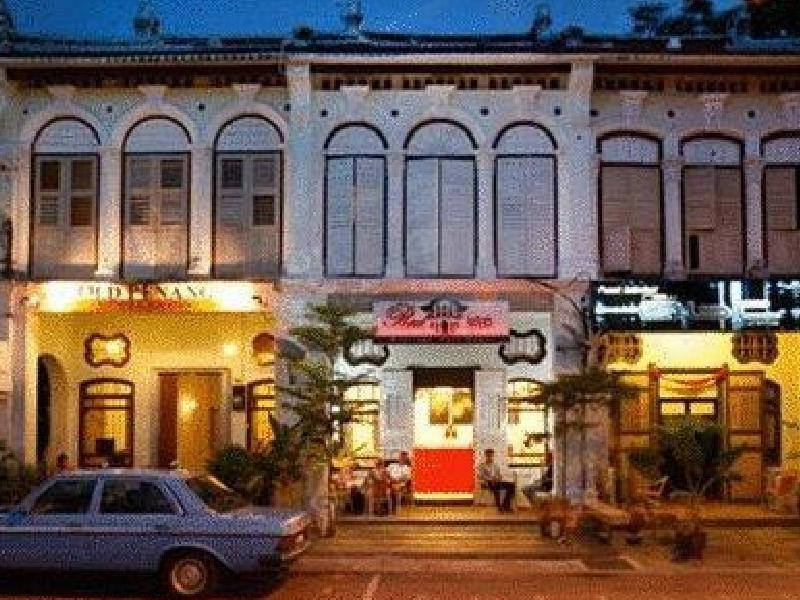 Red Inn Penang - Hotels and Accommodation in Malaysia, Asia