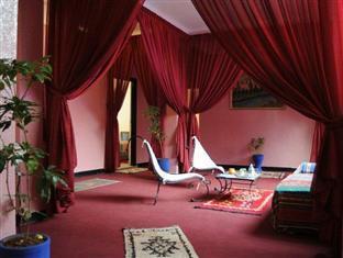 Hotel El Kennaria Marrakech - Terrace
