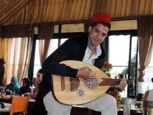 Hotel El Kennaria Marrakech - Restaurant
