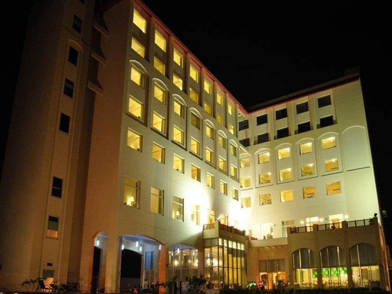 Hotel Jaipur Greens - Hotell och Boende i Indien i Jaipur