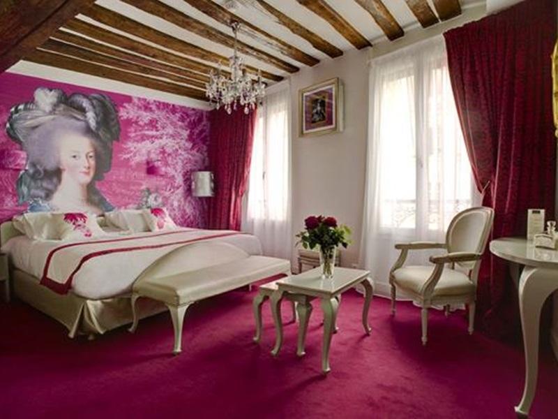 Hotel Konfidentiel Paris