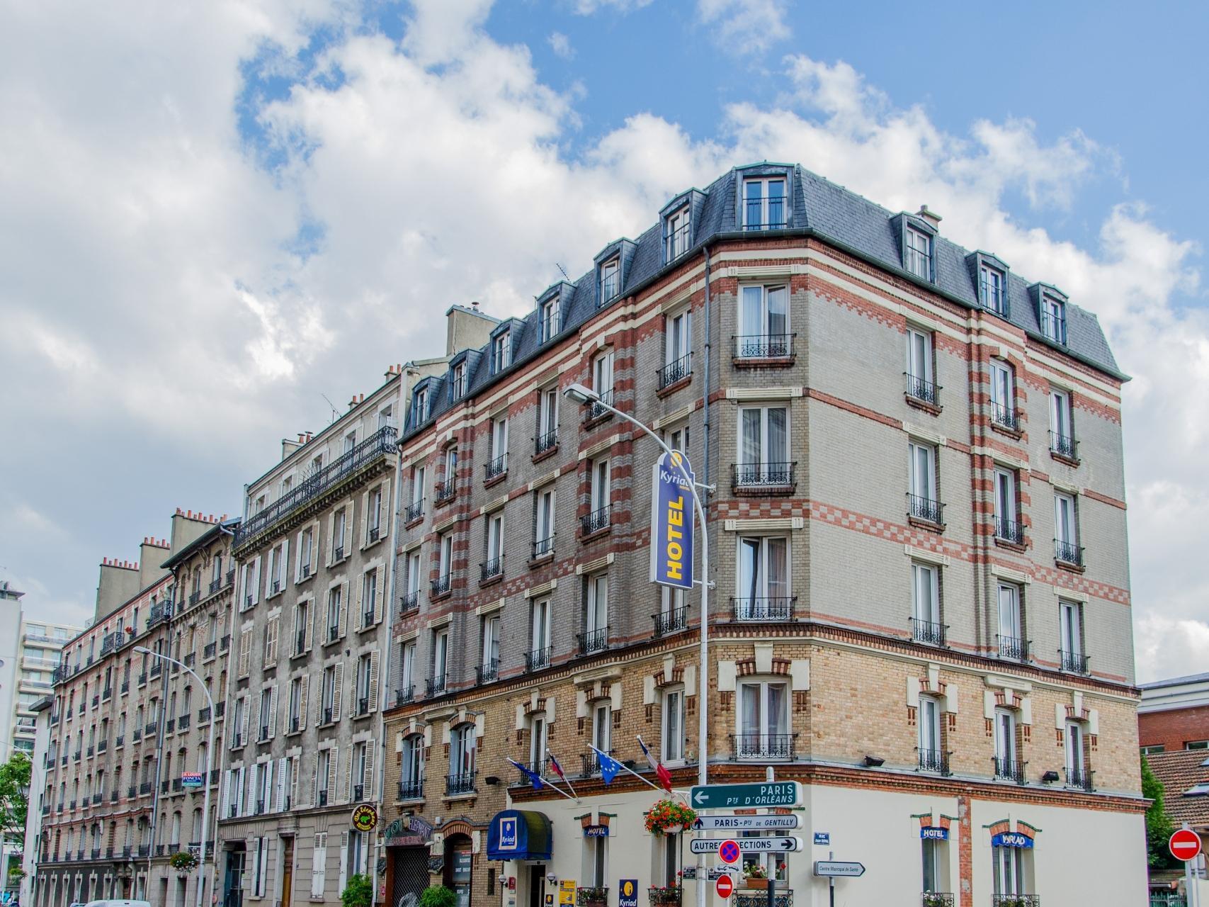 Hotel Arc Paris Porte D Orleans
