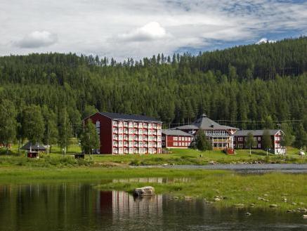 Hotell Hotell Storforsen