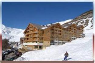 Les Cimes Du Val D'Allos Hotel