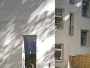 Lion Apartments Berlin - Hotellet udefra