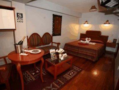 Munay Wasi Inn - Hotels and Accommodation in Peru, South America