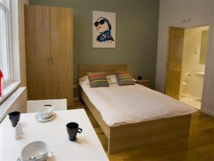 Notting Hill Serviced Apartments London - Studio Apartment