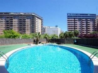Oceanographic Apartments Valencia - Recreational Facilities