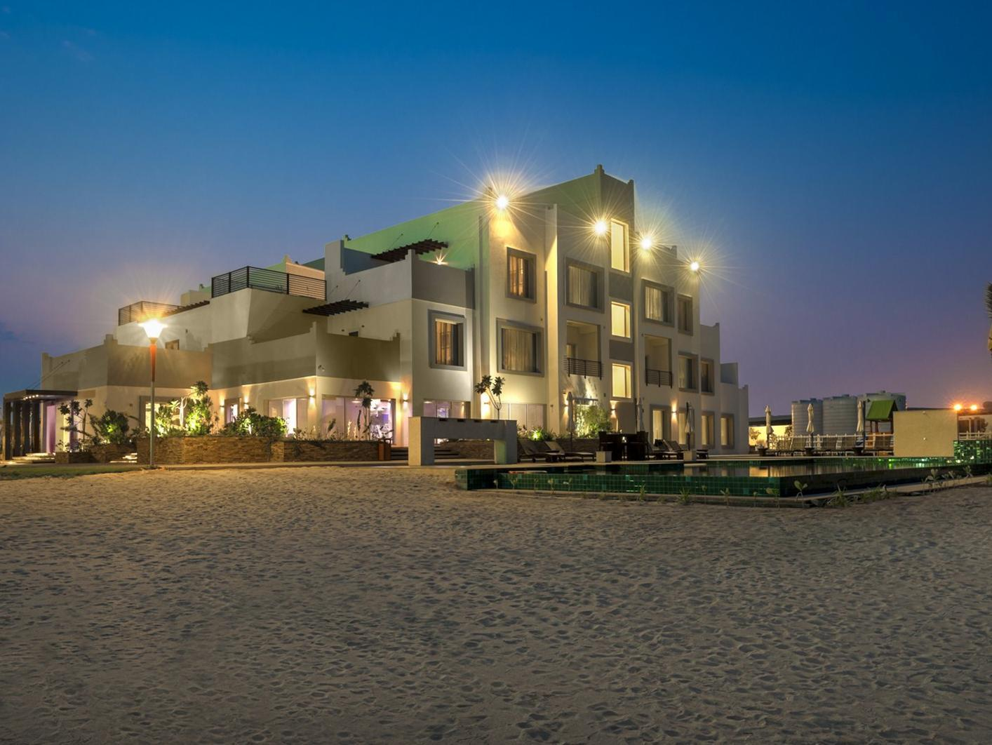 Pearl Beach Hotel & Spa - Hotels and Accommodation in United Arab Emirates, Middle East