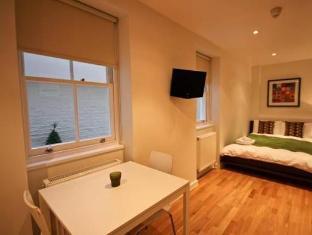 Princes Square Serviced Apartments London - notranjost hotela