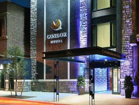 Condor Hotel Brooklyn - Hotel and accommodation in Usa in New York (NY)