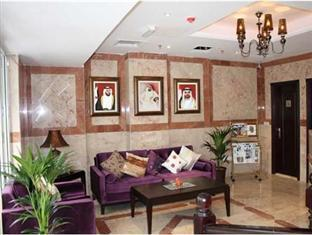 Al Reem Hotel Apartments אבו דאבי - לובי