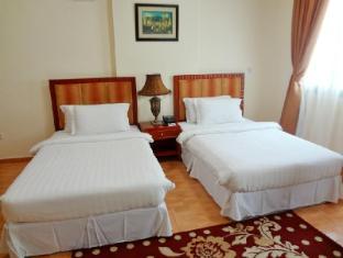 فندق الريم ابارتمنتز  أبوظبي - غرفة الضيوف