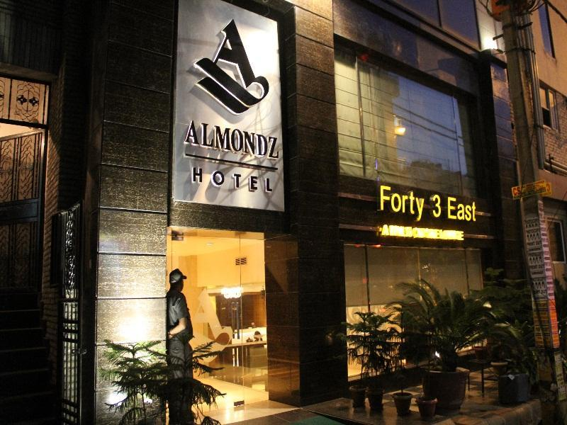 Almondz Hotel New Delhi and NCR - Hotel Exterior
