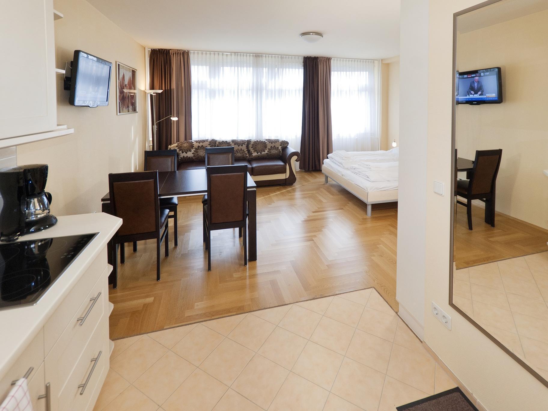 AMC Apartments - Hotell och Boende i Tyskland i Europa