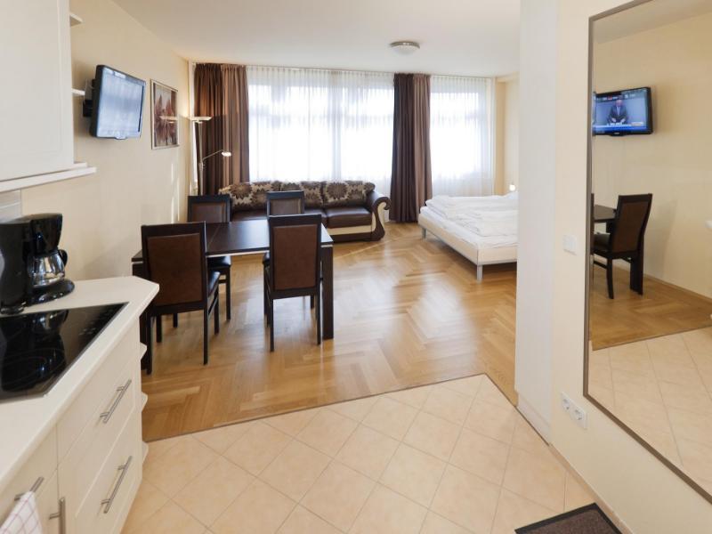 AMC Apartments – Ku'damm ברלין