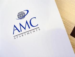 AMC Apartments – Ku'damm Berlin - Reception