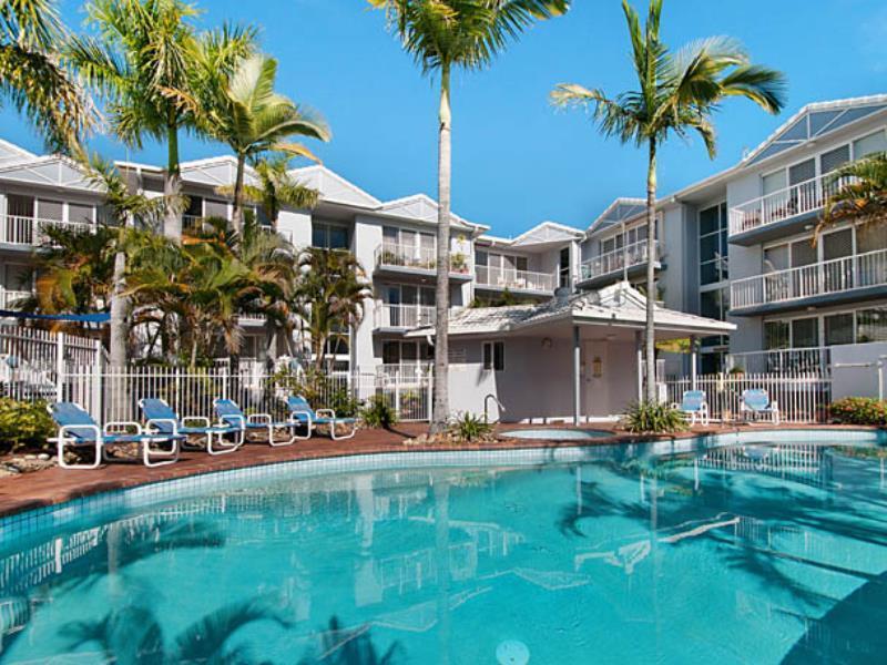 Champelli Palms Luxury Apartments - Hotell och Boende i Australien , Guldkusten