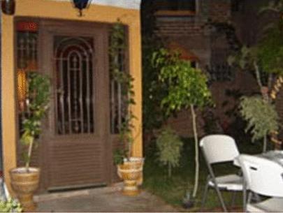 Casa Malitsin Guest House Guanajuato - Hotel Aussenansicht