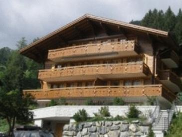 Apartment Bächli Grindelwald - Hotel Aussenansicht
