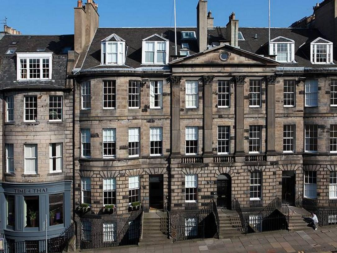 Edinburgh Townhouse Edinburgh