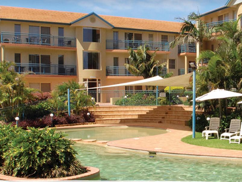 Beachcomber Resort - Hotell och Boende i Australien , Port Macquarie
