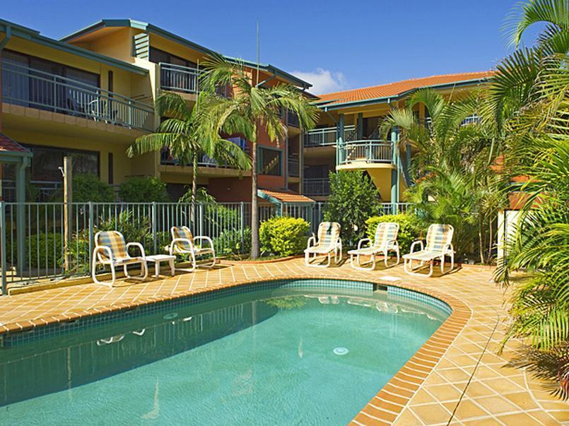Beaches Holiday Resort - Hotell och Boende i Australien , Port Macquarie