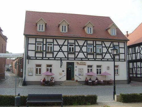 Altstadt Pension Tangermunde - Exterior