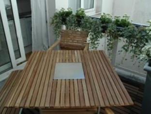 Residence Pelican Paris 1er Paris - Balcony/Terrace