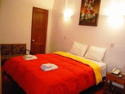 La Casona de Rimacpampa - Hotell och Boende i Peru i Sydamerika