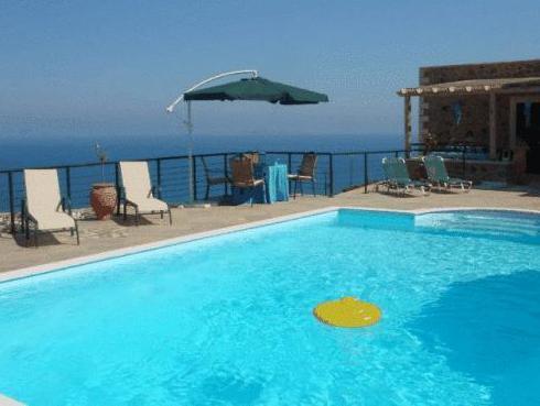 Roussa Village Sitia - Swimming Pool