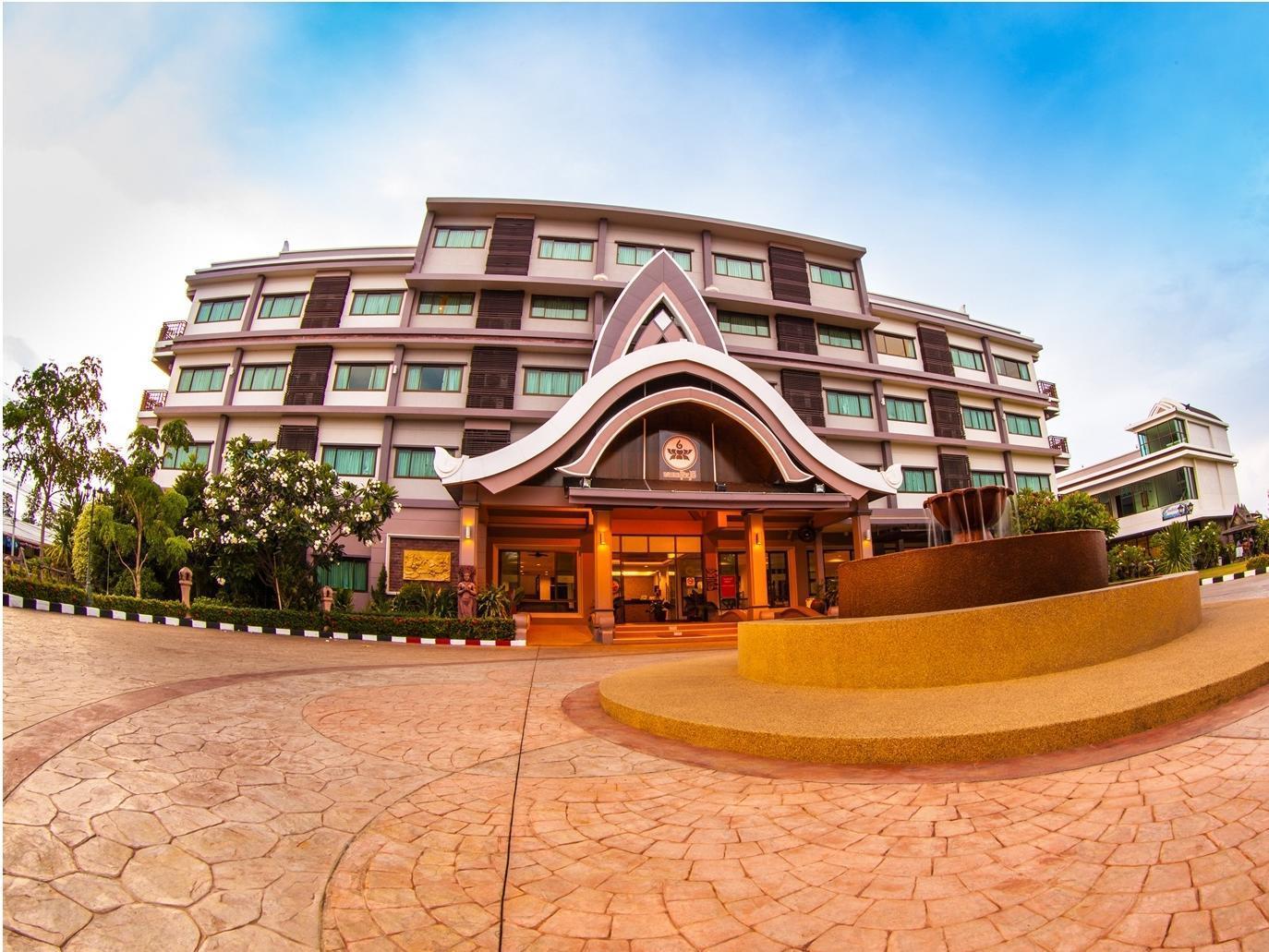 Hotell Phanomrungpuri Hotel i , Buriram. Klicka för att läsa mer och skicka bokningsförfrågan