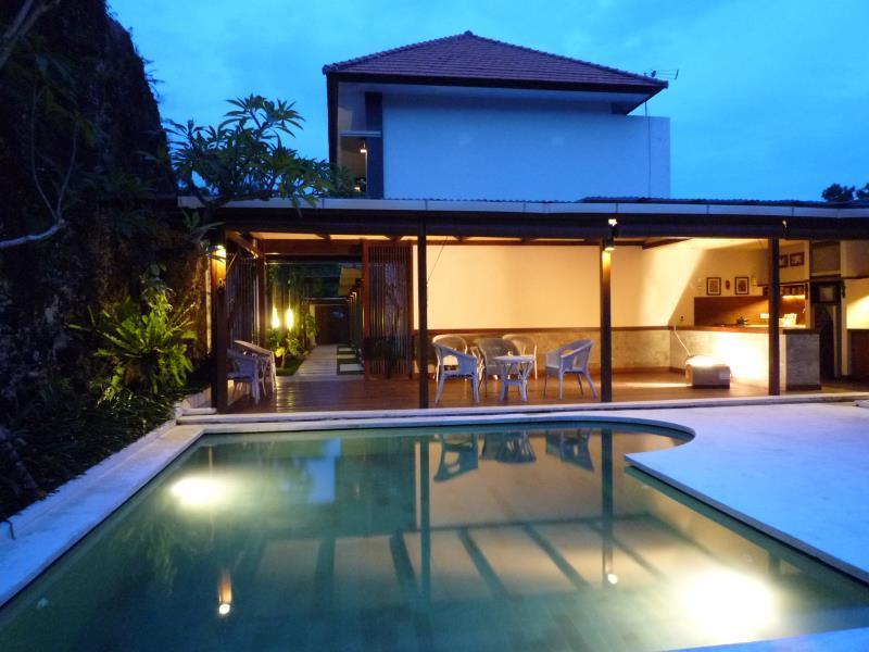 21 Lodge Bali - Common area