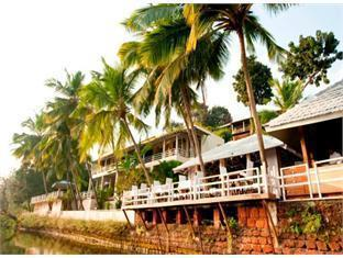 Casa Colvale - A Boutique Resort North Goa - Hotellet från utsidan