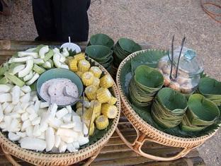 Le Sukhothai Resort Sukhothai - Restaurant